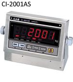 Весовой терминал CAS CI-2001AS с корпусом из нержавеющей стали