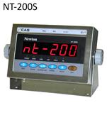 Весовой терминал CAS NT-200S с корпусом из нержавеющей стали