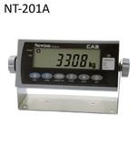 Весовой терминал CAS NT201S из нержавеющей стали и жидкокристаллическим дисплеем