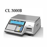 Электронные весы торговые CAS CL5000 B