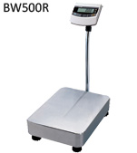 Электронные весы напольные CAS BW-500R
