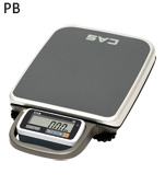 Электронные весы напольные CAS PBS