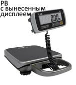 Электронные весы напольные CAS PBS с вынесенным дисплеем