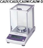 Лабораторные весы CAS серии CAUY/CAUX/CAUW/CAUW-D