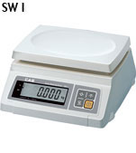 Весы простого взвешивания CAS серии SW I