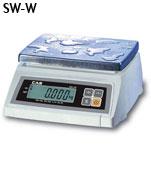 Весы простого взвешивания CAS серии SW-W