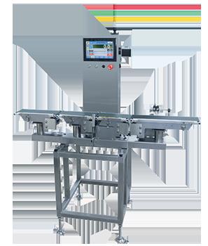Чеквееры CAS. Системs автоматического контроля веса